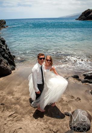 Ślub za granicą: Madera / Portugal