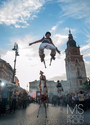 Festiwal Teatrów Ulicznych - Kraków