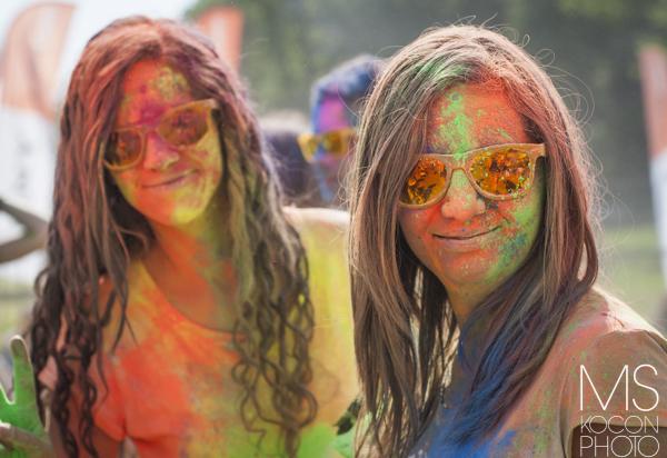 Festiwal Kolorów w Krakowie