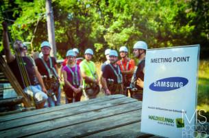 Spotkanie Integracyjne Samsung Team