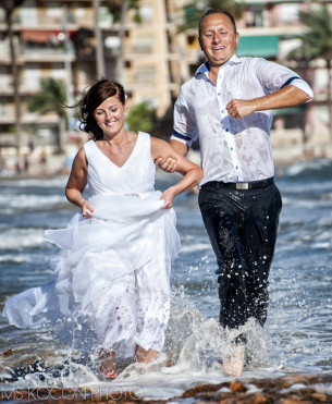 Ślub za granicą: Hiszpania / Costa Blanca