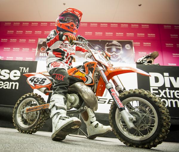 Konferencja zapowiadająca Mistrzostwa Swiata we Freestyle Motocrossie - Diverse NIGHT of the JUMPs