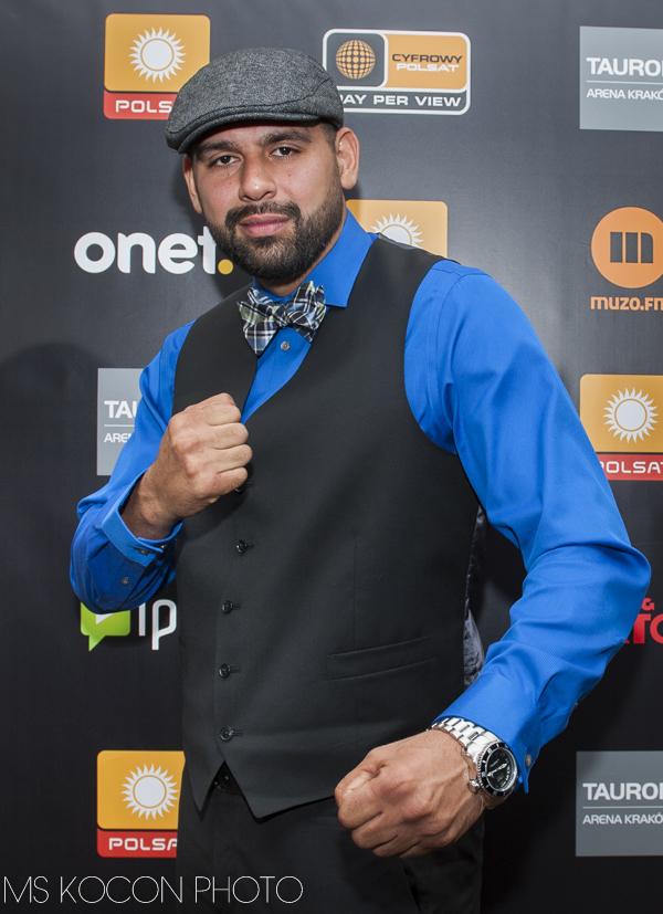 Konferencja prasowa Polsat Boxing Night Adamek vs. Molina