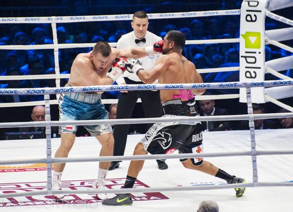 Gala Polsat Boxing Night :Adamek vs Molina - Final Call!