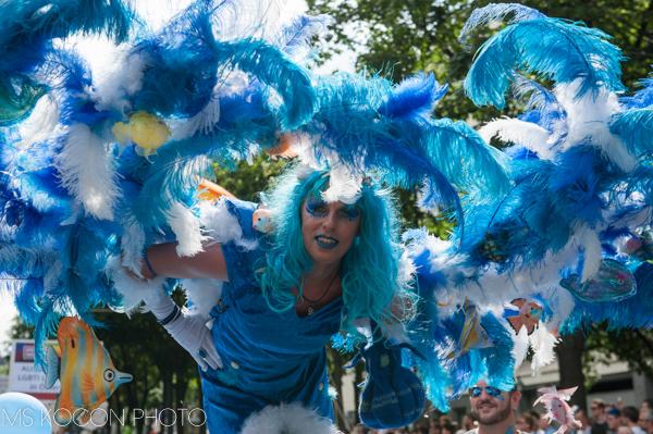Regenbogenparade z polskim akcentem na ulicach Wiednia